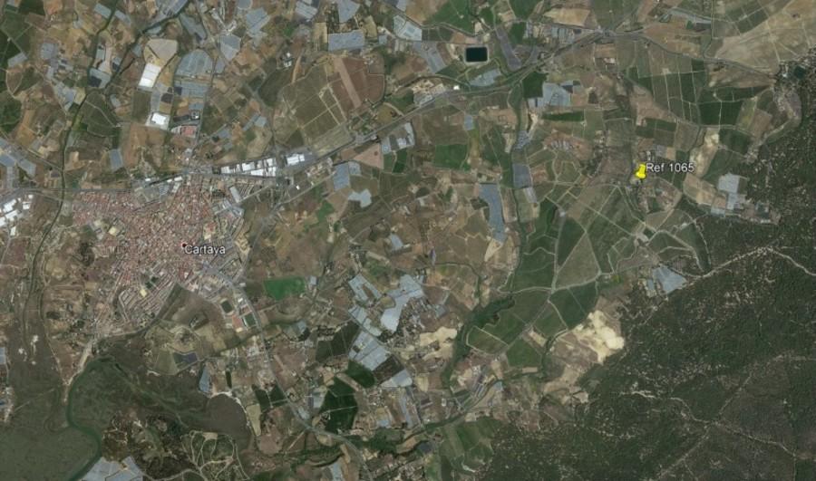1065: Finca for sale in Cartaya