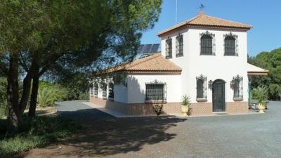 0981: Finca in Villarrasa