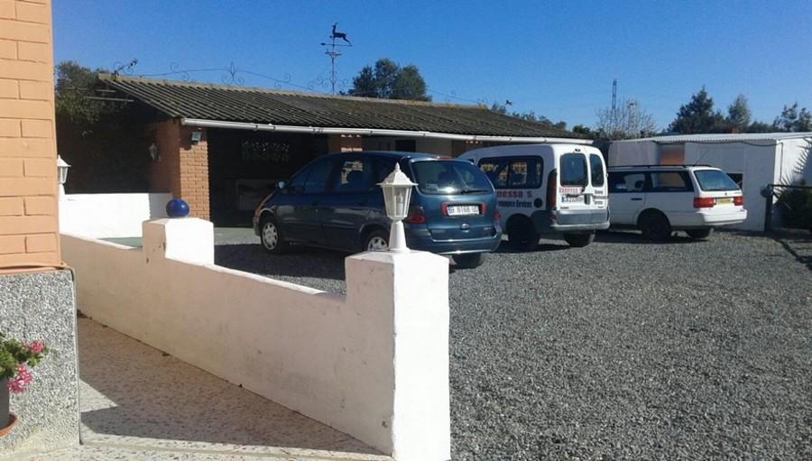 1047: Finca for sale in Gibraleon