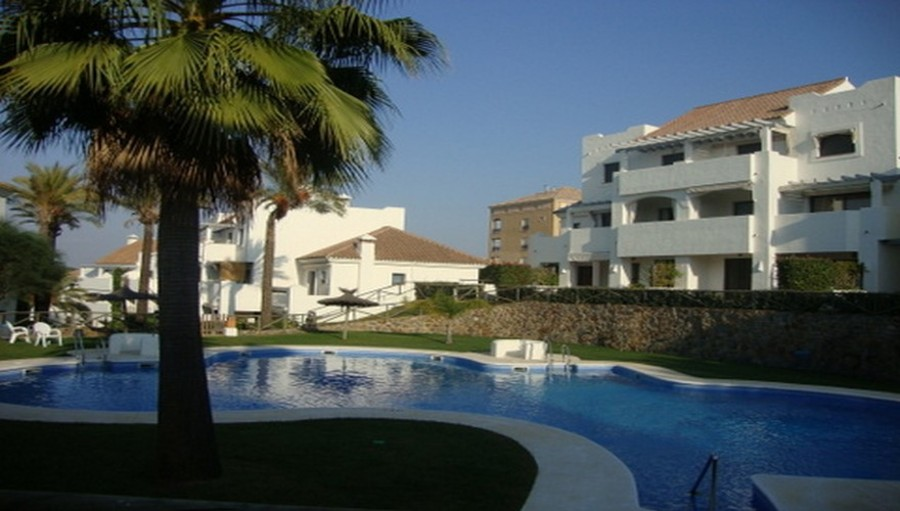 1074: Apartment for sale in Islantilla