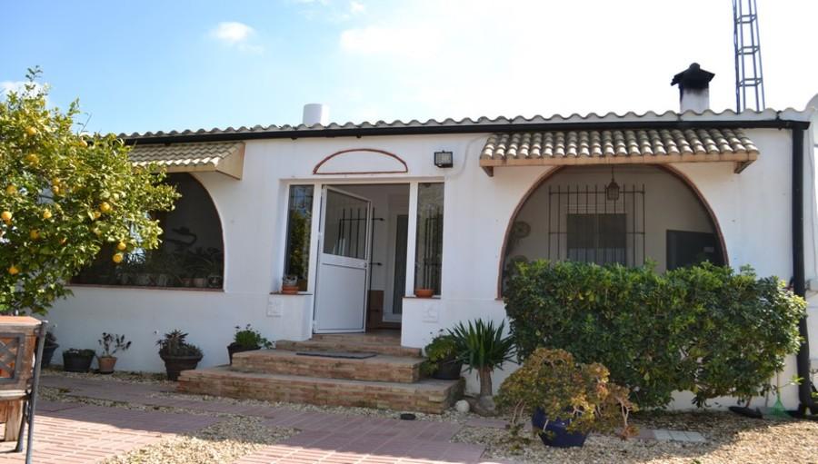 Villarrasa Finca Huelva