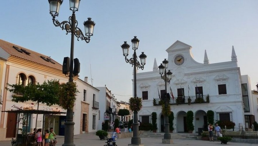 Finca Cartaya Huelva