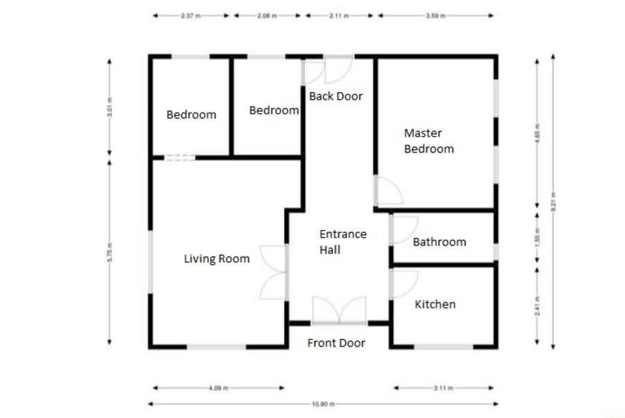 Cartaya 3 Bedroom Finca