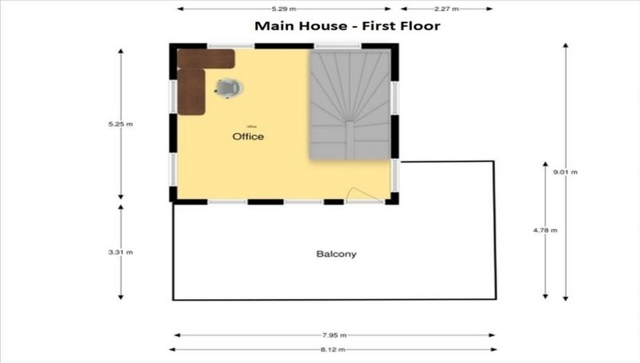 Almonte Finca 4 Bedroom