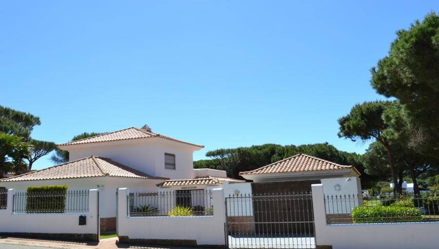 Nuevo Portil Huelva Villa 490000 €