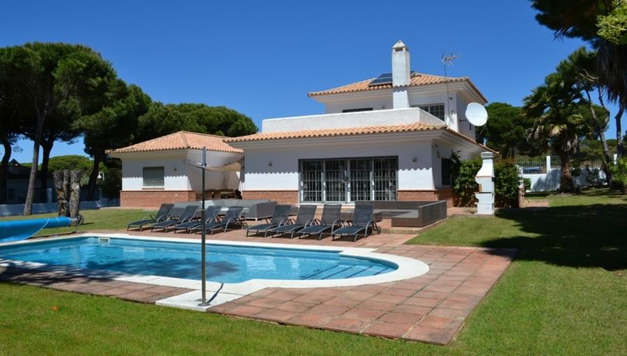 Ref:1003 Villa For Sale in Nuevo Portil